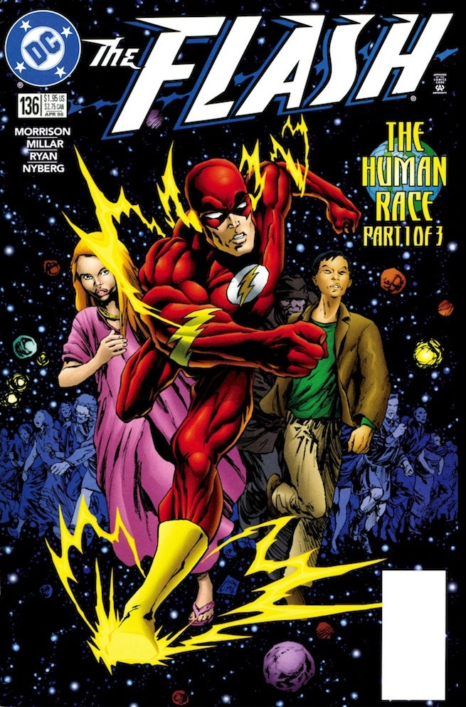 Flash 136 cover