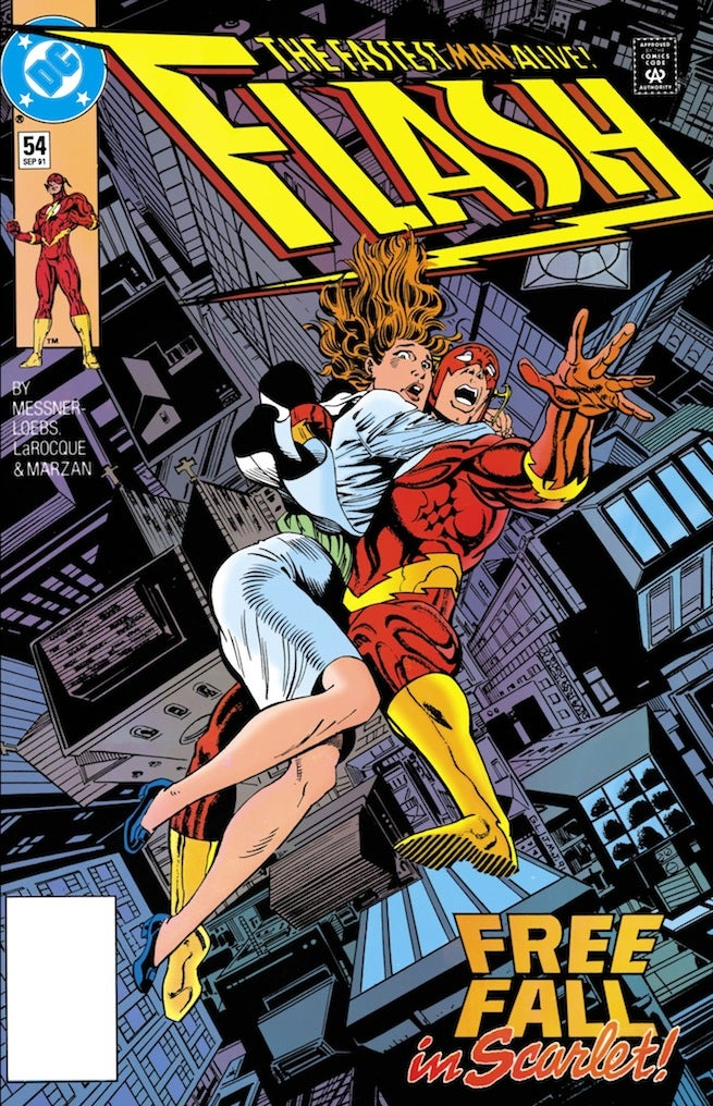 Flash 54 cover