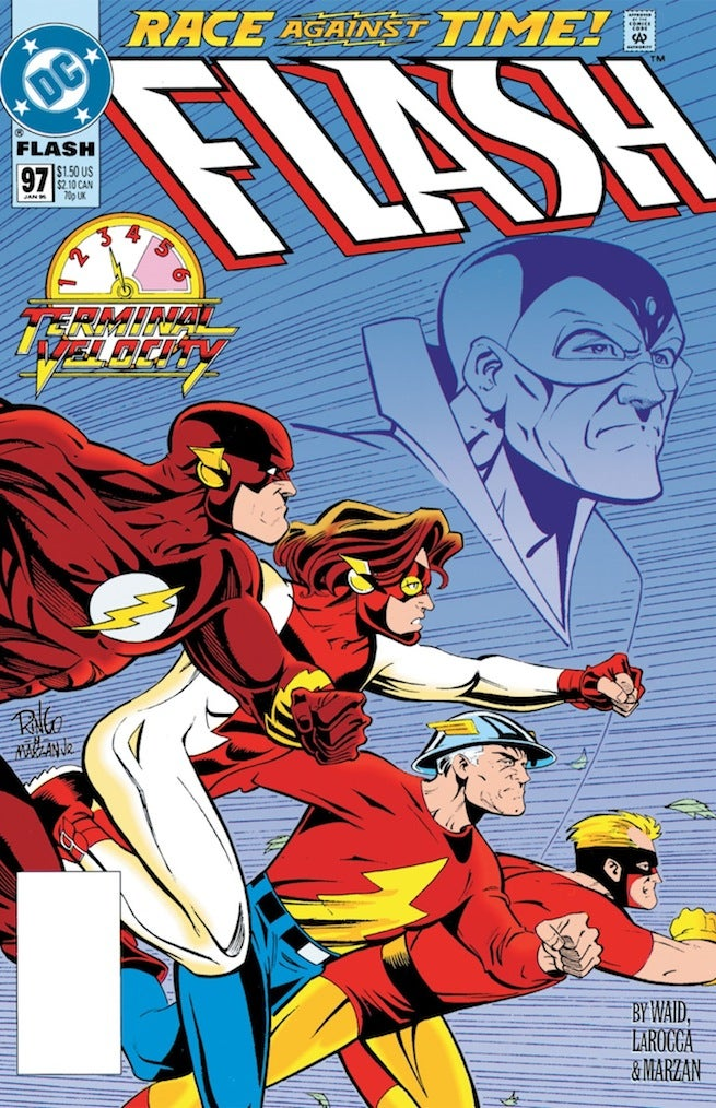 Flash 97 cover