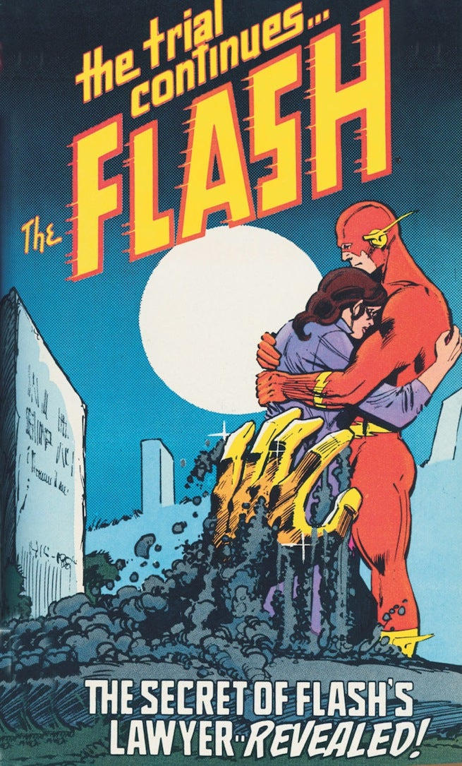 Flash Trial cover