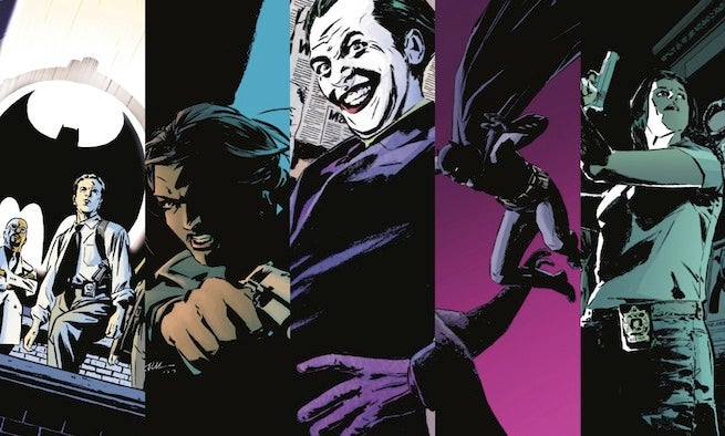 Gotham Central Banner