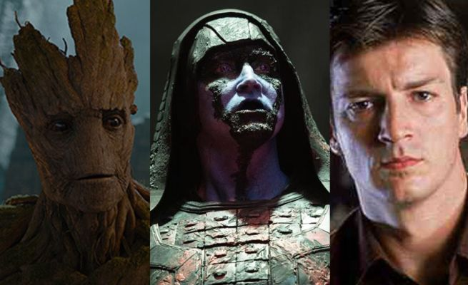 Groot May Be Dead, Ronan Not In Guardians Of The Galaxy 2, But Nathan Fillion Might Be