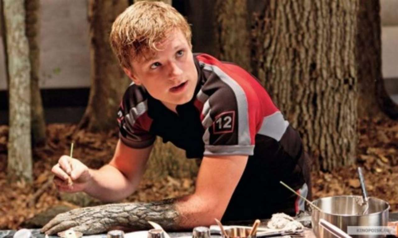 The Hunger Games Josh Hutcherson To Guest Judge On Face Off