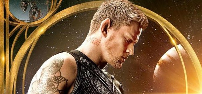 3 Jupiter Ascending Clips; Plus Concept Art