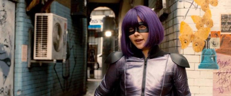 Kick-Ass's Chloe Grace Moretz Wins Favorite Dramatic Movie Actress at People's Choice Awards