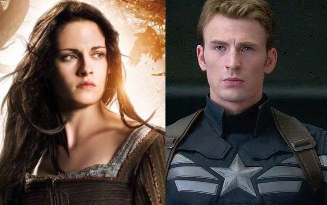 Kristen Steward Captain America