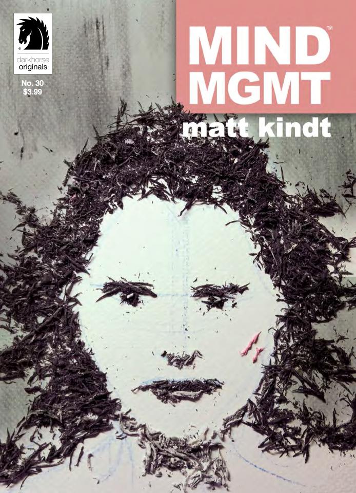 Mind MGMT 30