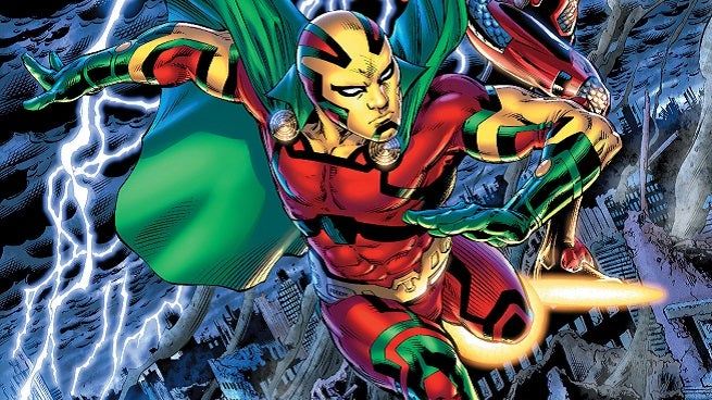 Mister Miracle Prime Earth 0001