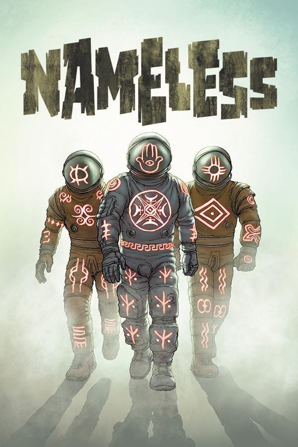 Nameless 1 - Cover