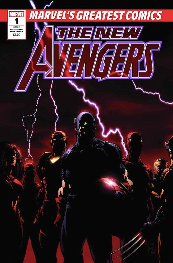 Avengers writers - New Avengers #1
