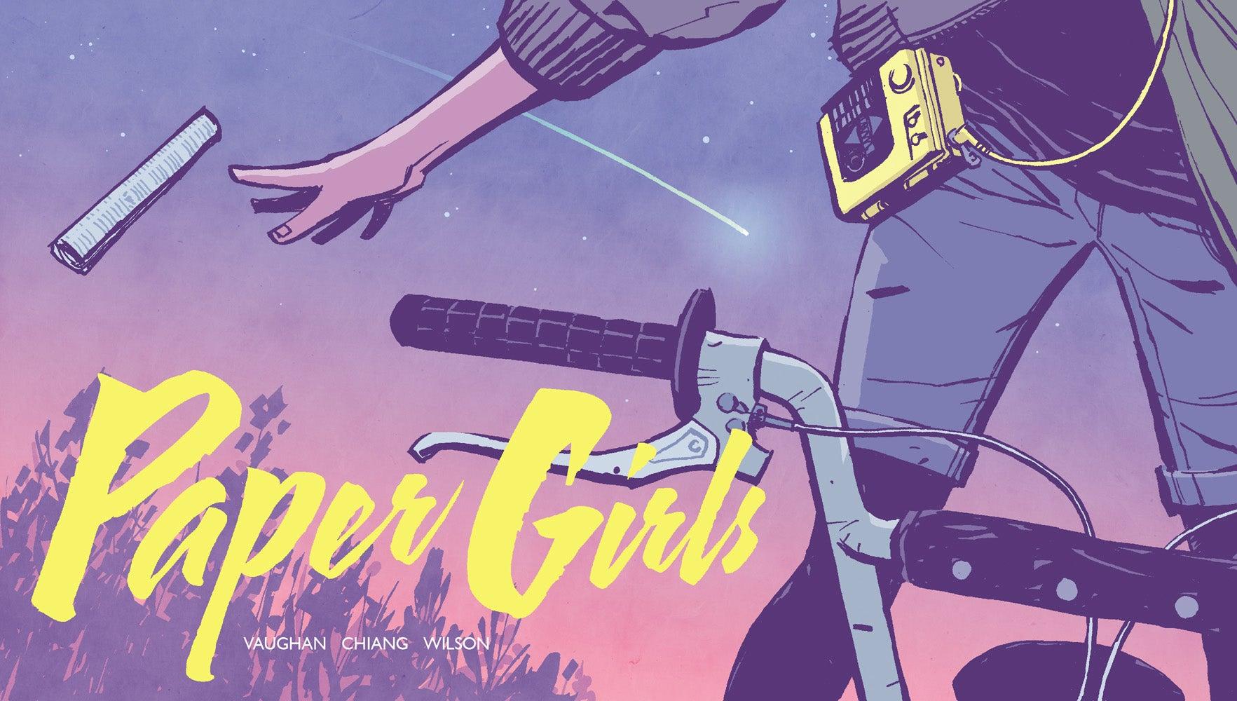 """Résultat de recherche d'images pour """"paper girls"""""""