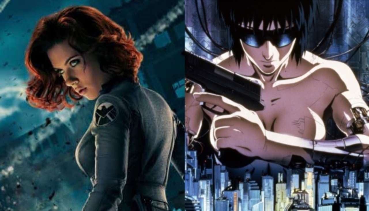 Fans Petition For Scarlett Johansson To Be Replaced In Ghost In The Shell Live Action Movie