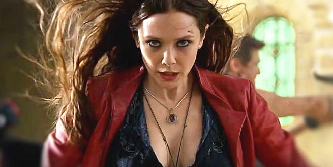 Elizabeth Olsen Compares Singing And Playing Scarlet Witch