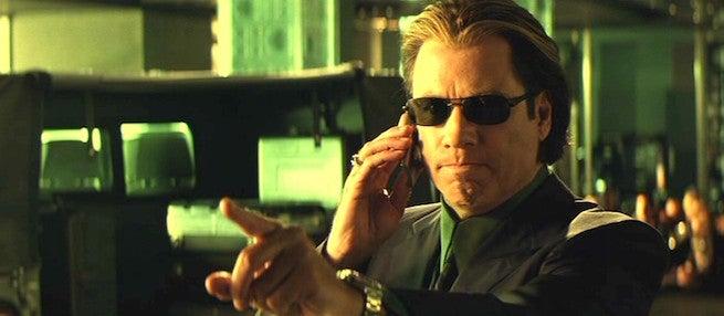SF John Travolta Swordfish