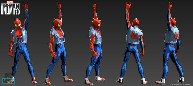 SMU Spider-Punk 3DModel-mtv-1421167717