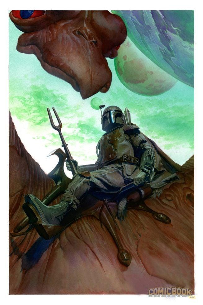 Star Wars Darth Vader #1 Variants (1)