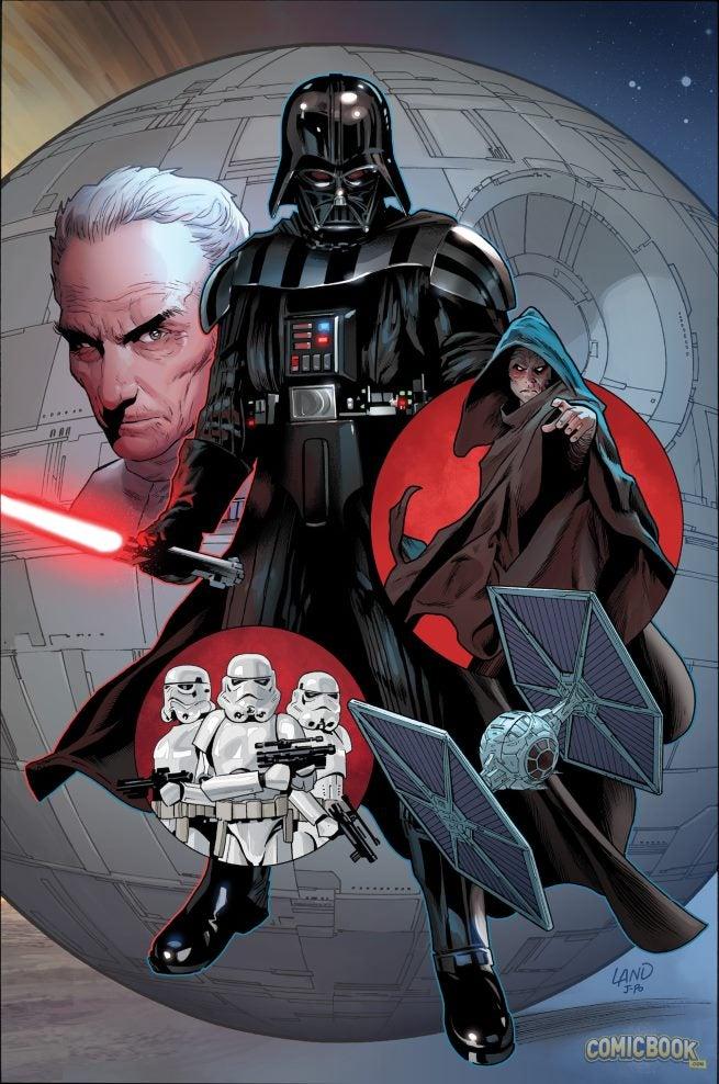 Star Wars Darth Vader #1 Variants (5)