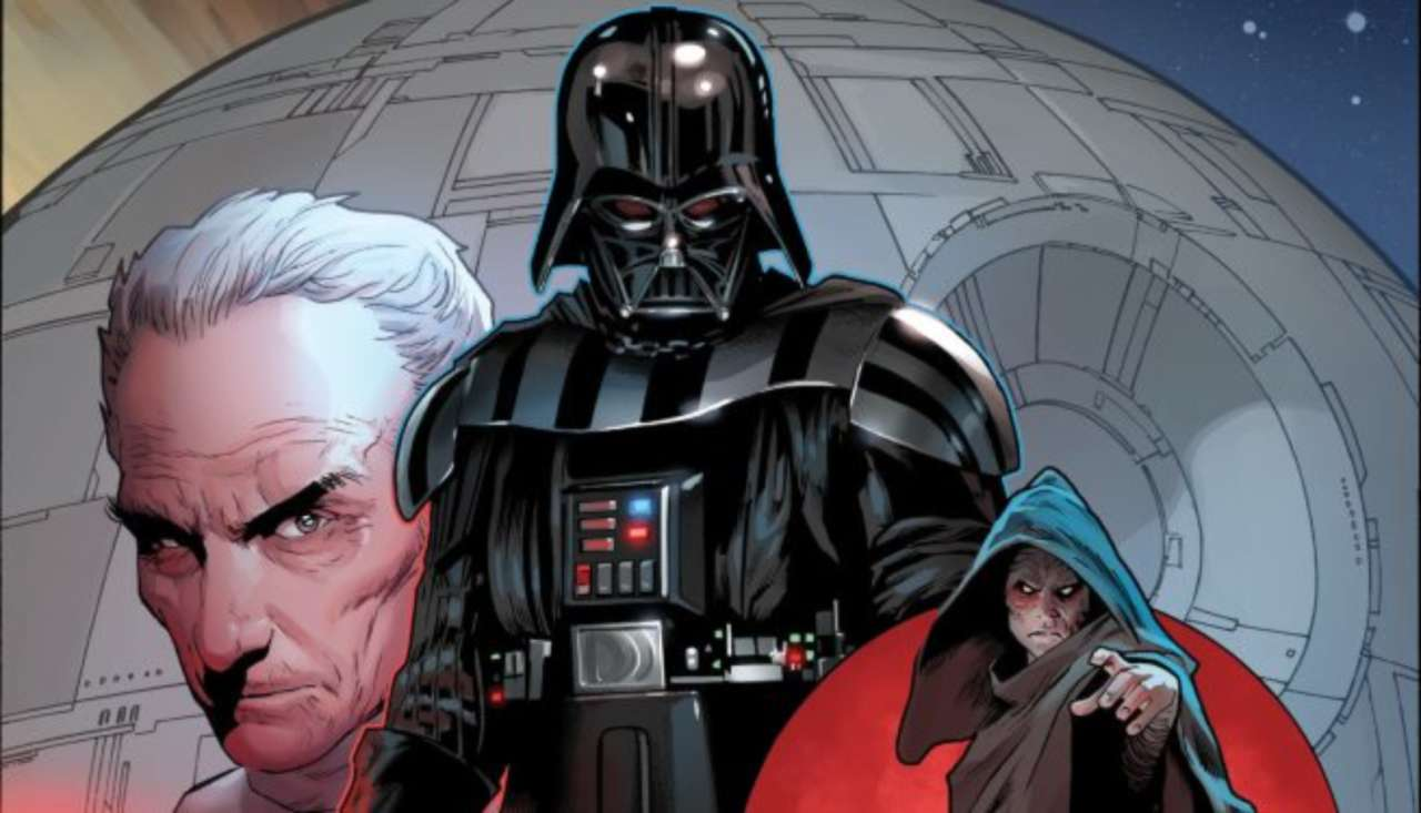 Exclusive Star Wars Darth Vader 1 Tops 300k Preorders New Covers Revealed