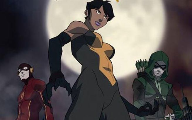 Megalyn Echikunwoke: Vixen Is a Character I Always Wanted To Exist, And I Didn't Know She Already Existed