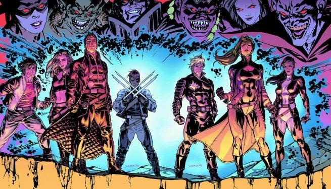 X-Factor Hell on Earth War
