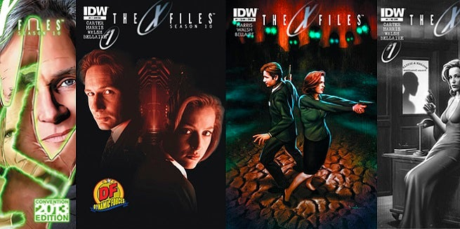 The X-Files Reboot Series Being Considered By Fox