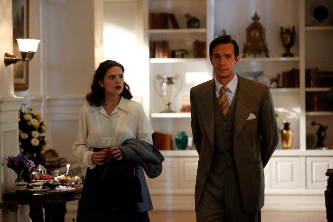 Jarvis Agent Carter
