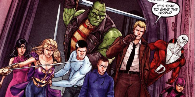 2886457-Justice-League-Dark-Annual 1 Panel