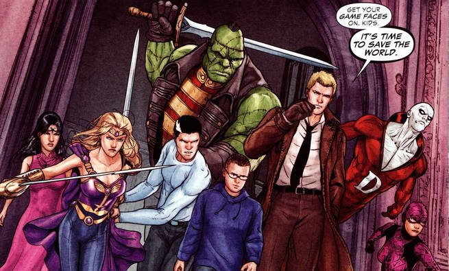 Justice League Dark Movie Will Happen With Or Without Guillermo del Toro