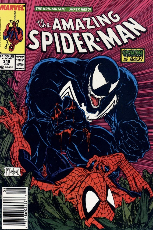 10 Greatest Todd Mcfarlane Covers