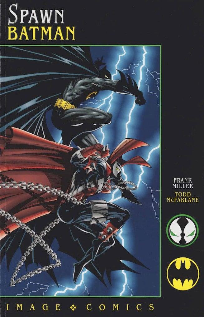 Batman:Spawn 1 cover