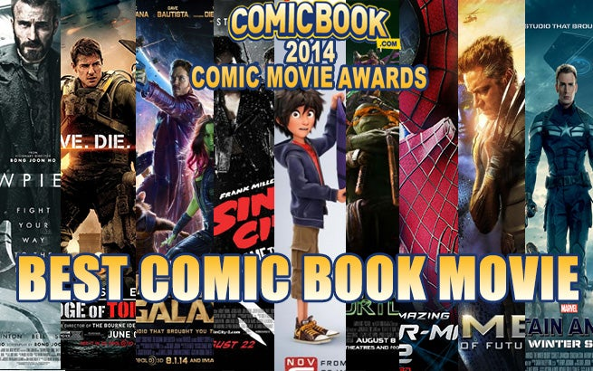 Comic book documentary 2015 emmy