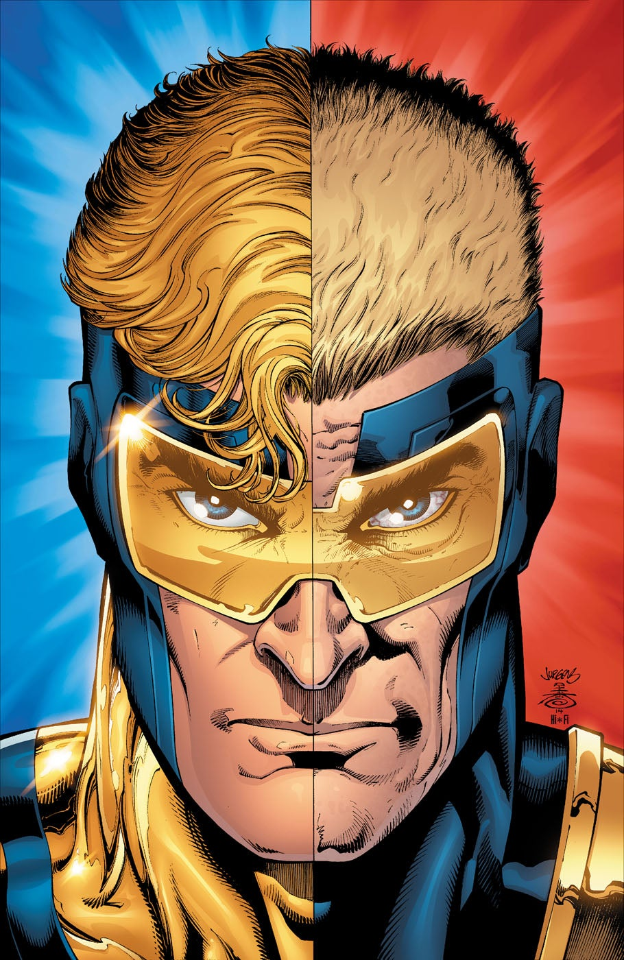 convergence booster-gold