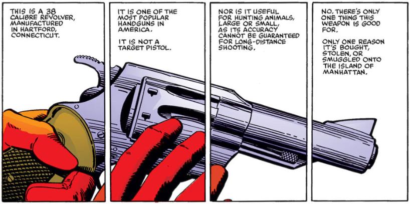 Daredevil 191 - Roulette