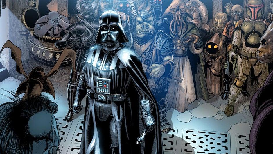 Darth Vader 1 - Jabba's Palace