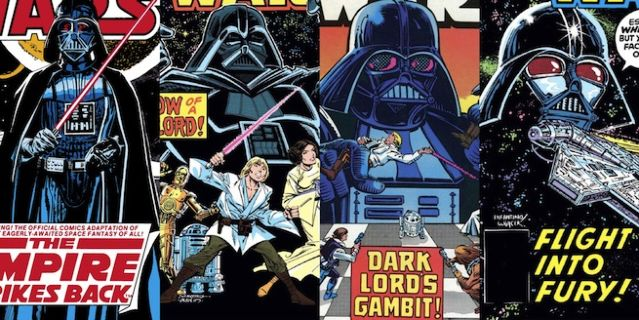 Darth Vader Marvel banner