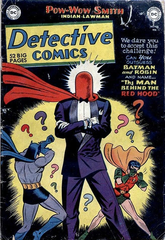Detective Comics 168 cover
