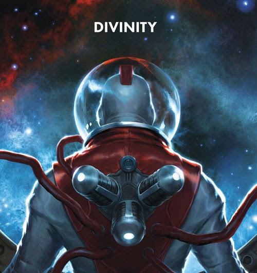 Divinity 1 - Cover