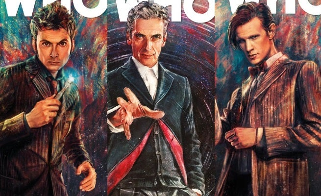 doctor who xover