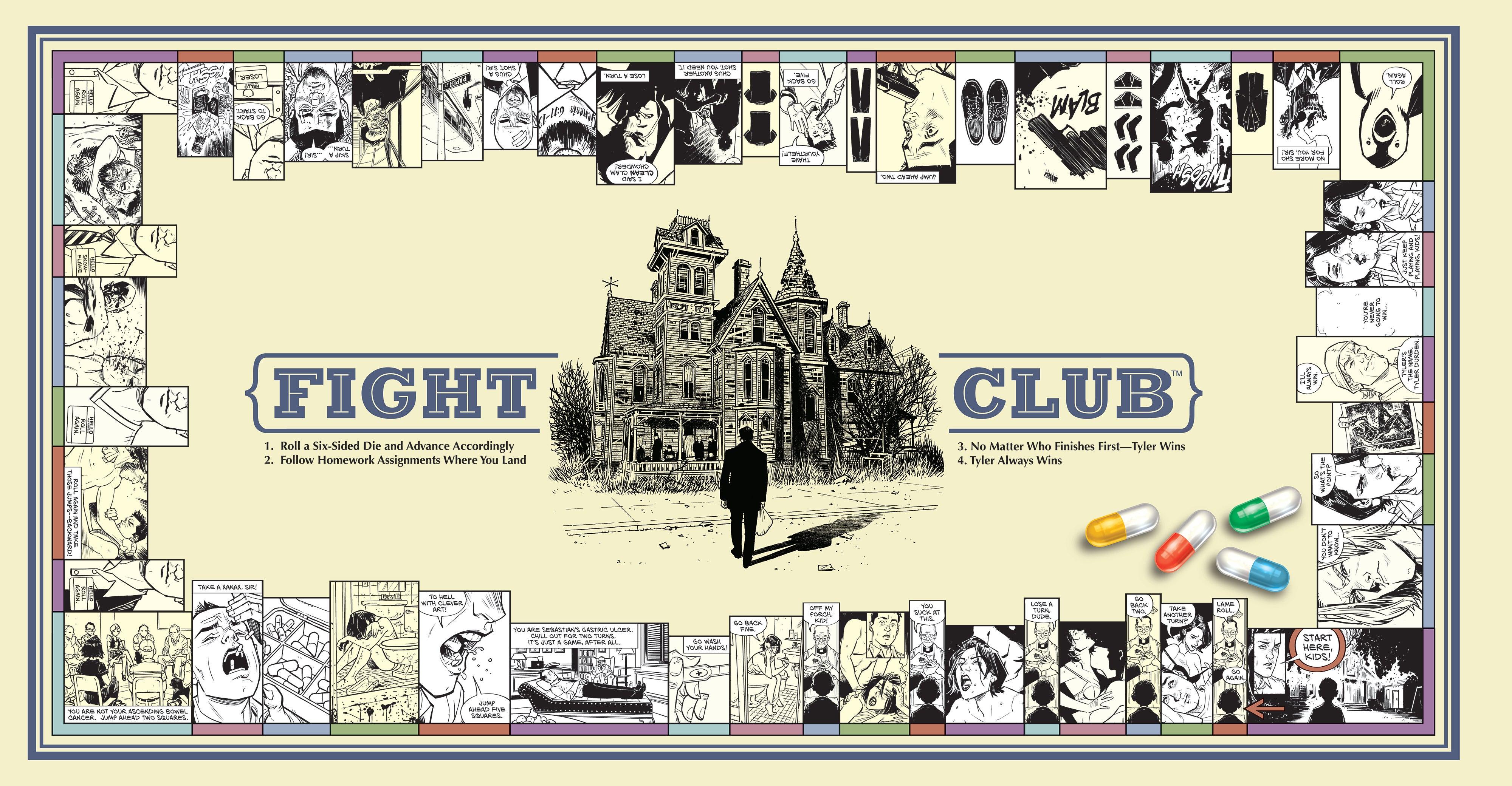 FCLUB2-Boardgame