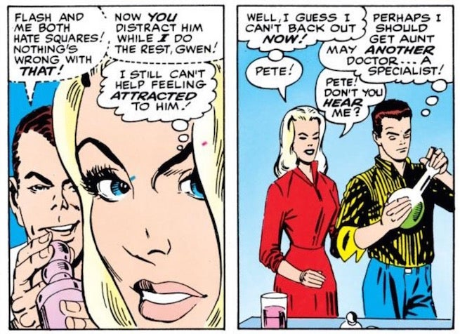 Gwen Stacy First appearance