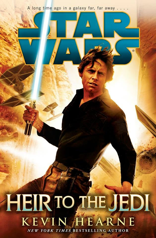 Heir to the Jedi