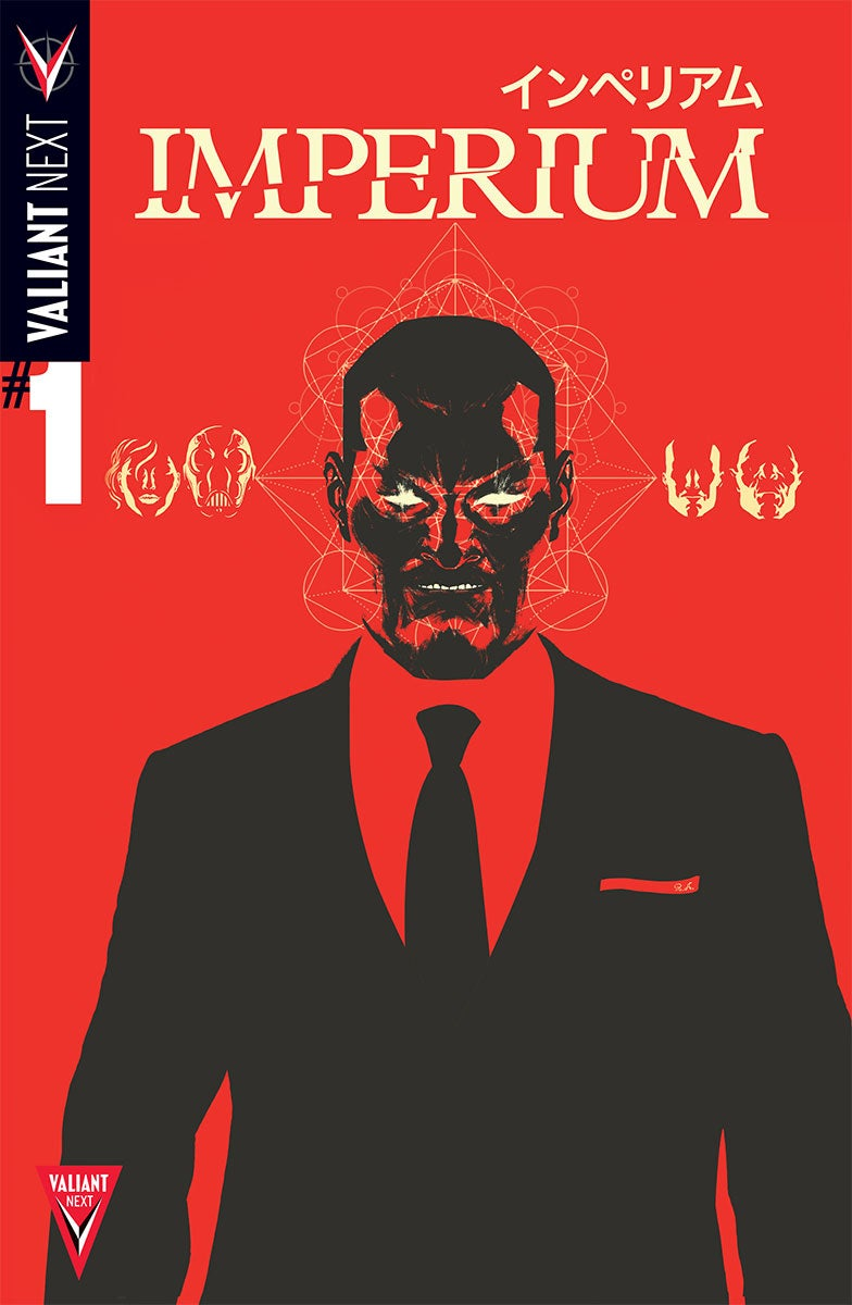 Imperium 1 - Cover