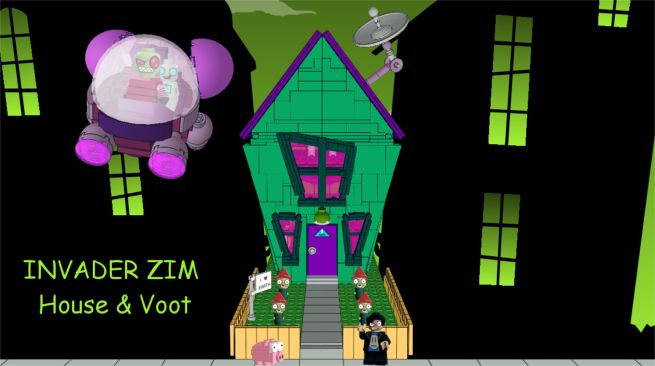 invader-zim-lego