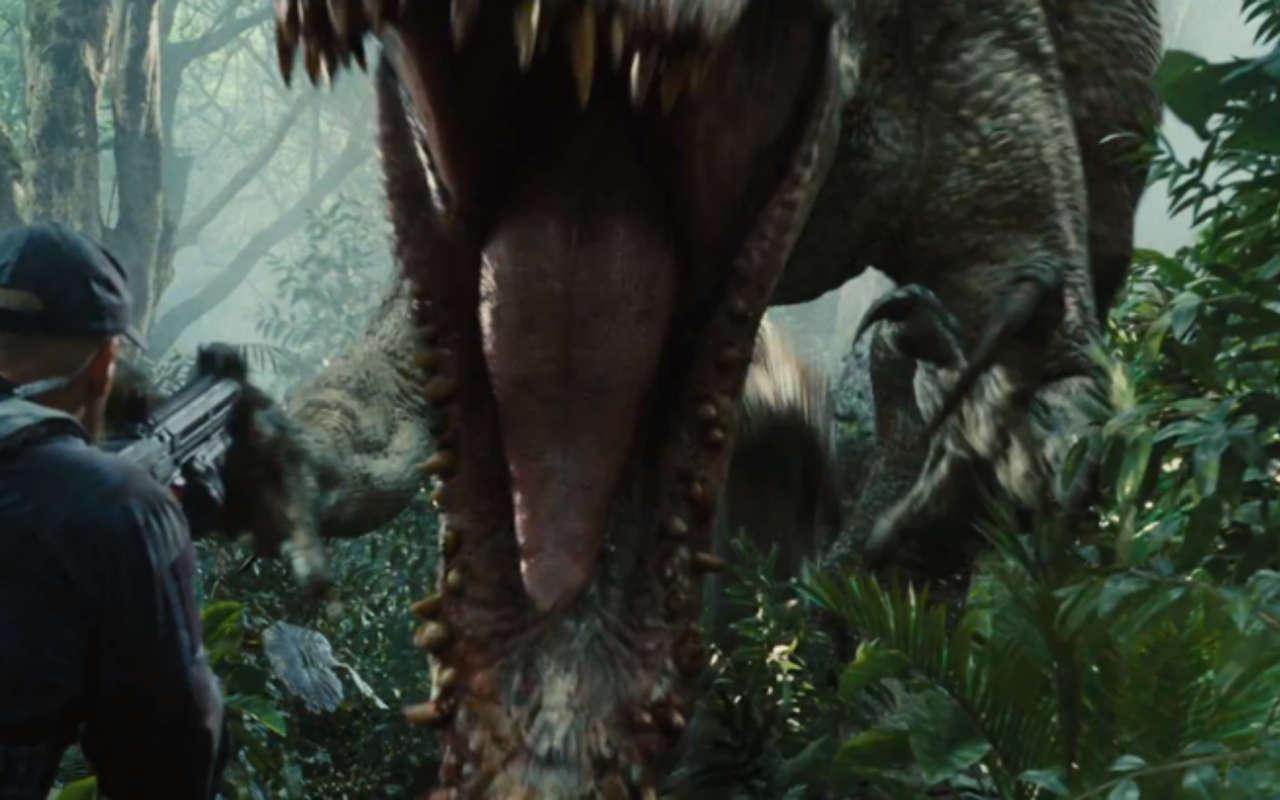 jurassic world the dinosaurs we ve seen so far