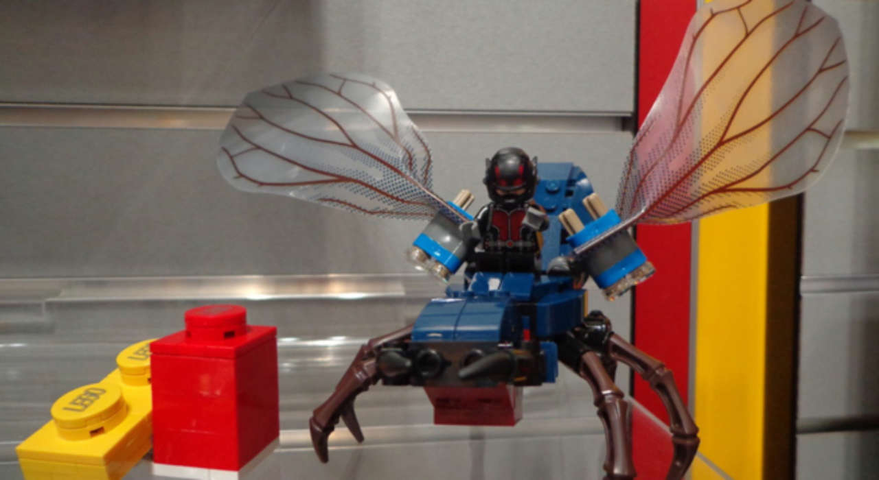 Spoiler Alert Lego S Revealing Avengers Age Of Ultron And Ant Man Sets