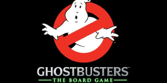 logo - Ghostbusters The Board Game
