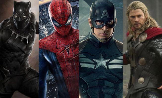 Marvel Release Schedule