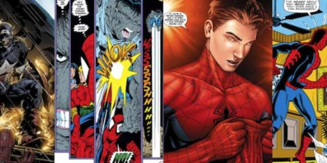 Marvel Sony Spider-Man Moments Banner
