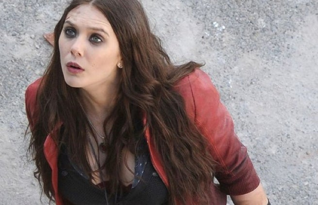 Elizabeth Olsen Says It's Silly to Say Supehero Movies are Going Away