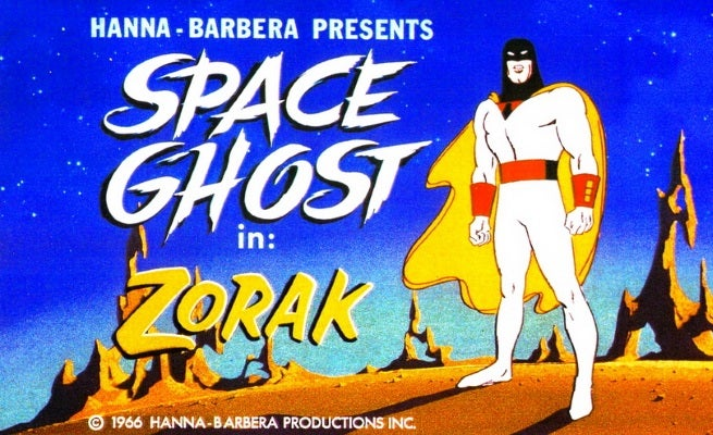 Space Ghost-7